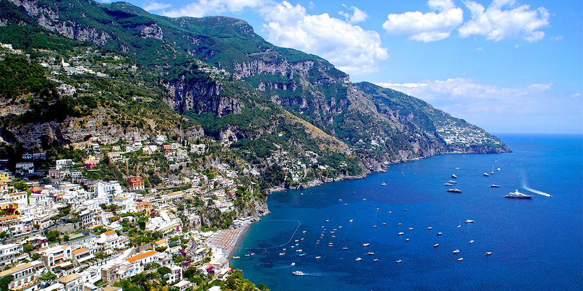 世界 海岸 イタリア 遺産