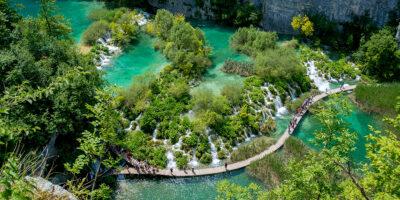 ここは行きたい!2度目のクロアチア・プリトヴィッツェ国立公園のおすすめスポット